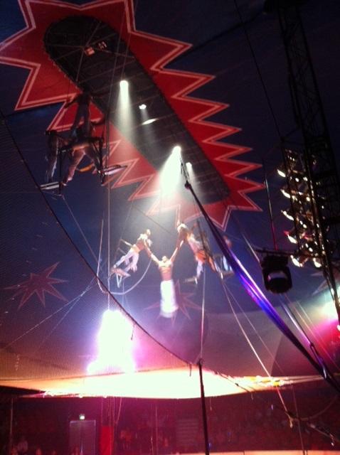 Final Act, Tropicana Troupe Zippos Circus